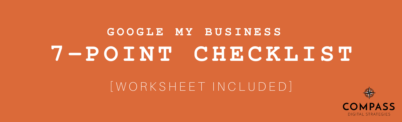 7-Point Optimization Checklist for Google My Business