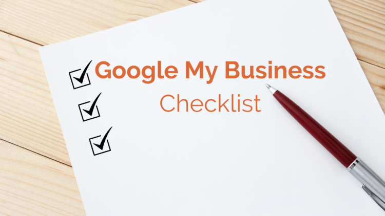 Google My Business Checklist feature image
