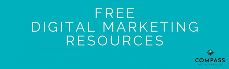 Free Digital Marketing Resources