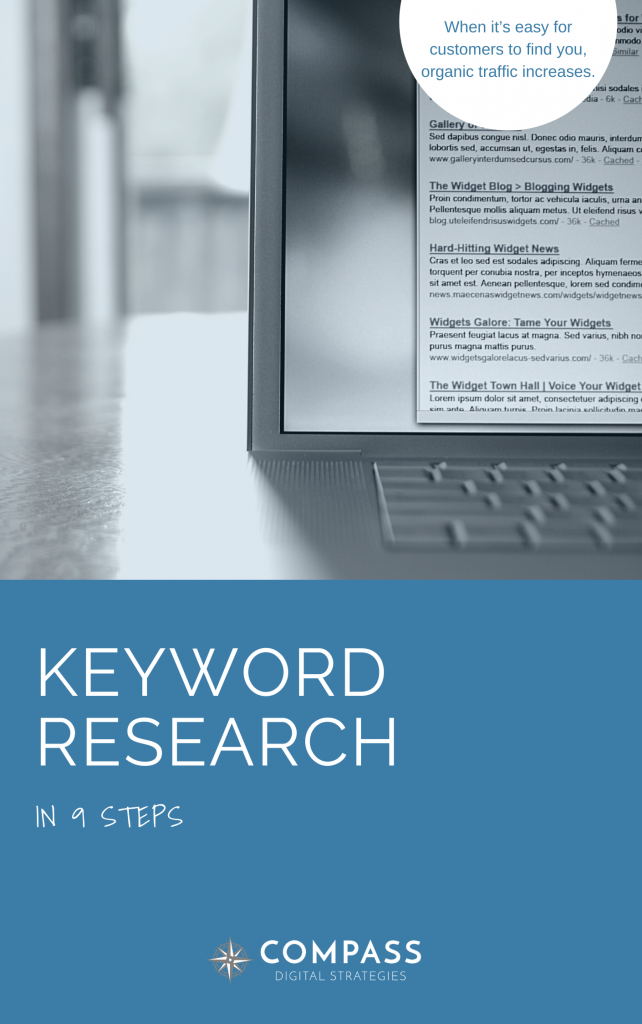 Keyword Research in 9 Steps Download