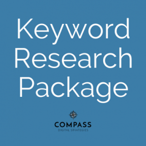 Keyword Research Package product image