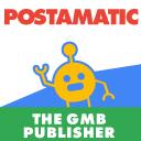 Postamatic logo for digital marketing tools list